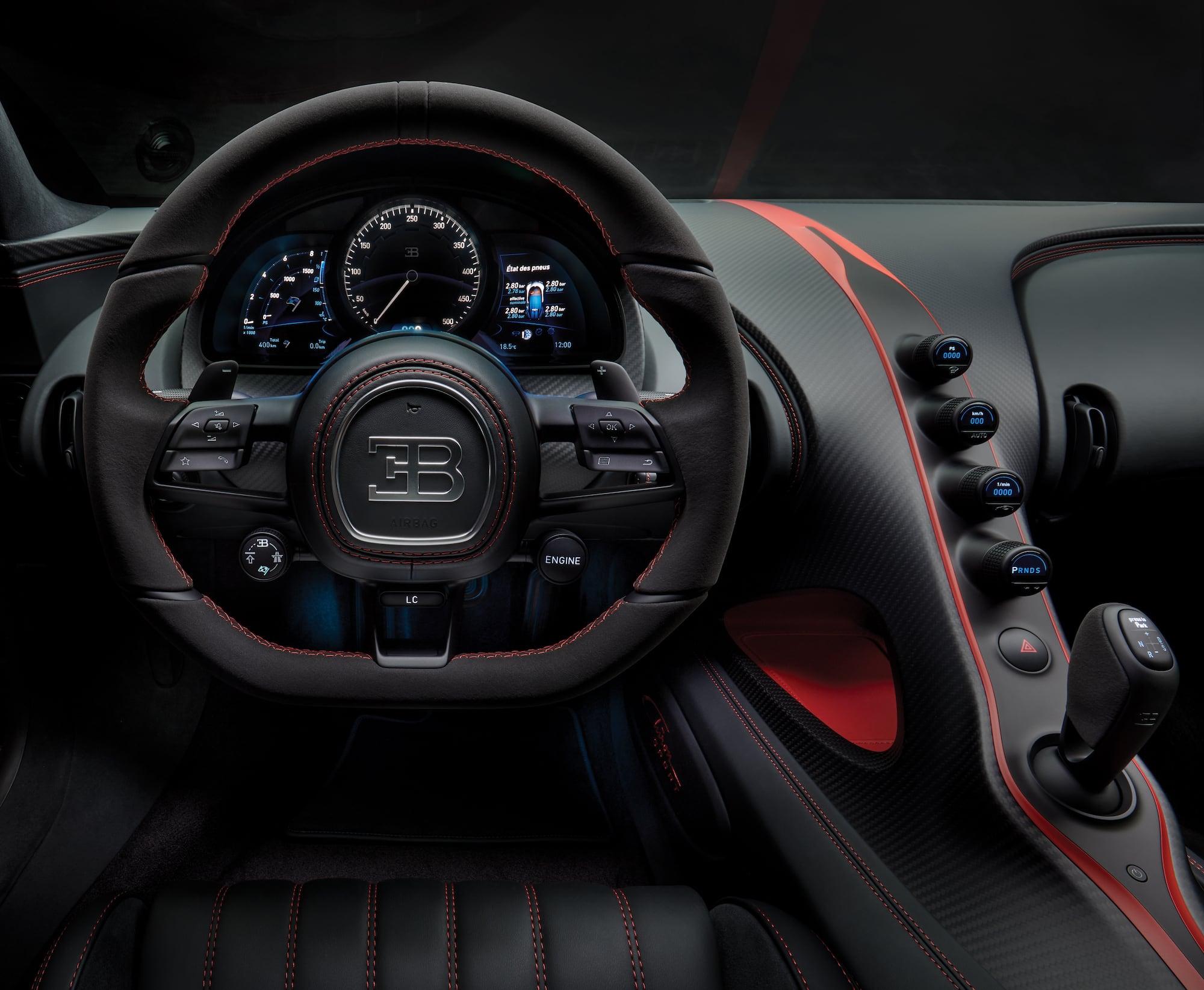 1500 PS für 2,65 Millionen Euro: Der Bugatti Chiron Sport 11