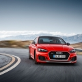 Drive Time in The New Audi RS5