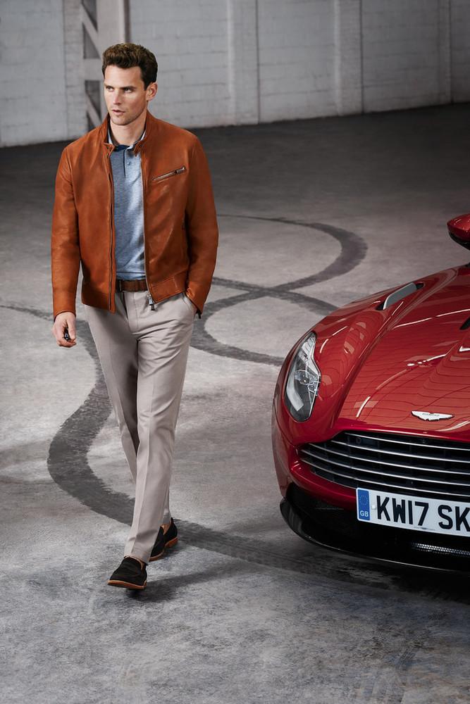 Die Neue Capsule Collection Aston Martin By Hackett Aston Martin Racing Mr Goodlife