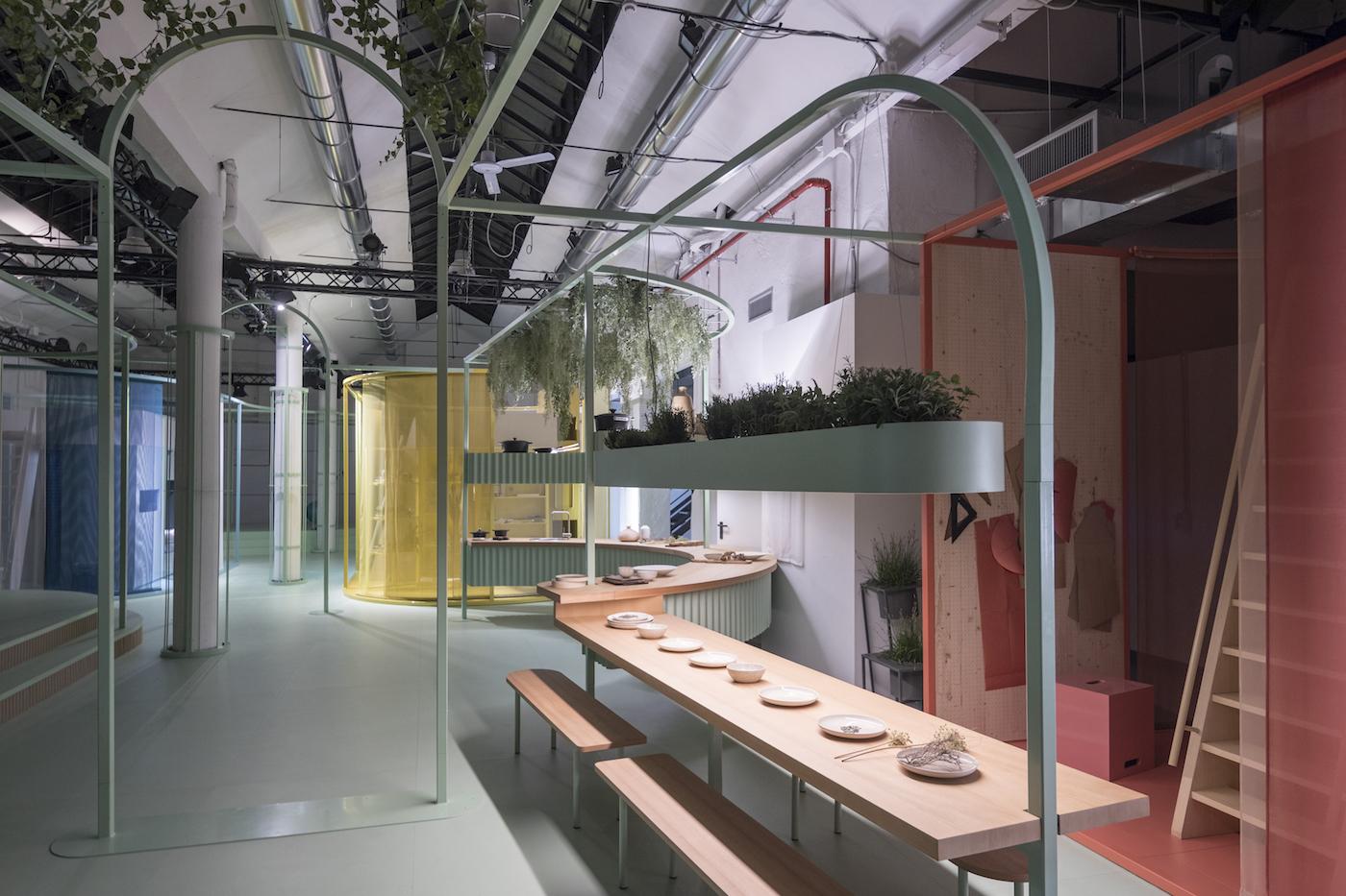 MINI zeigt visionäres Wohnkonzept zur Designweek in Mailand 2
