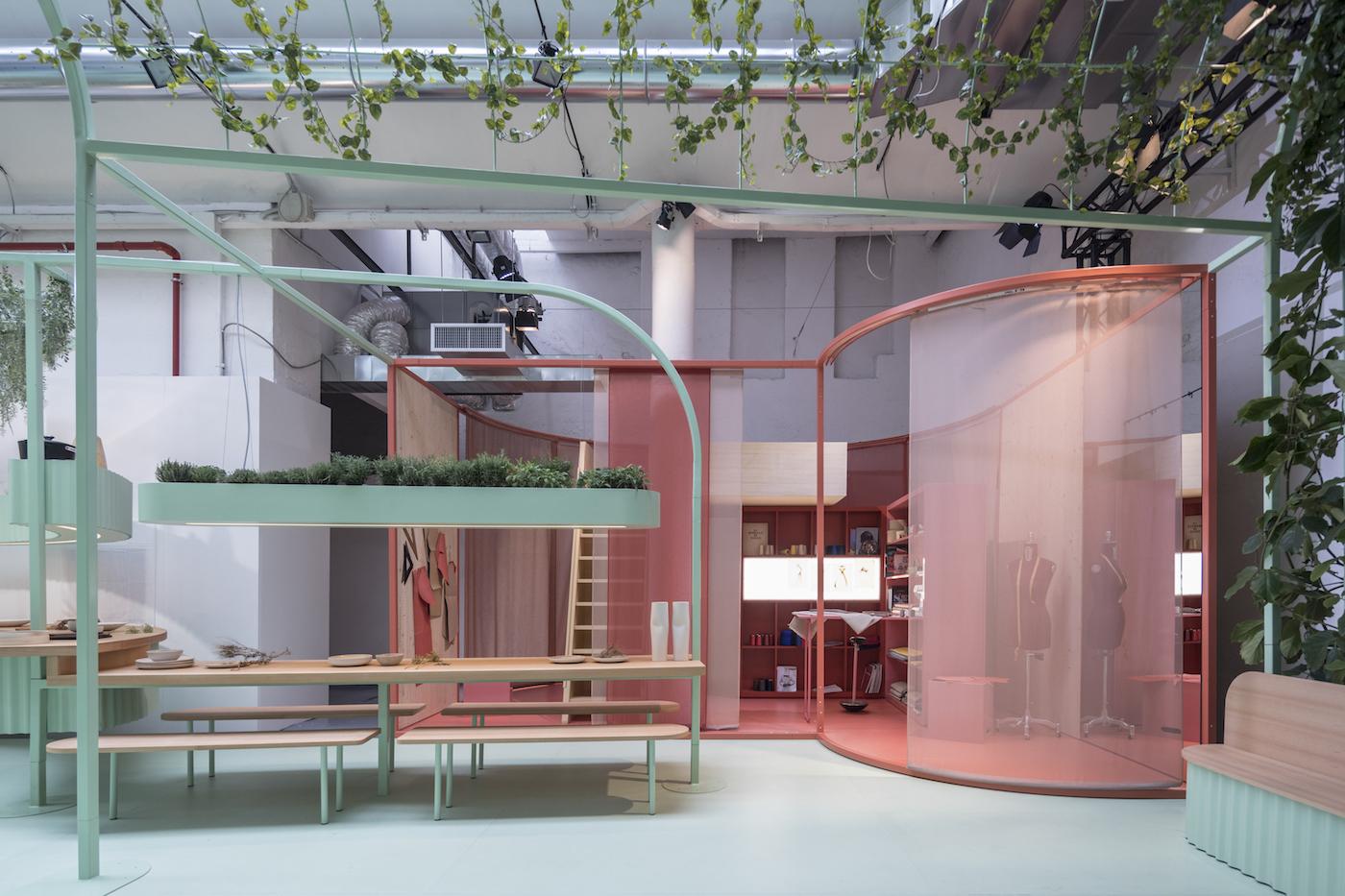 MINI zeigt visionäres Wohnkonzept zur Designweek in Mailand 3