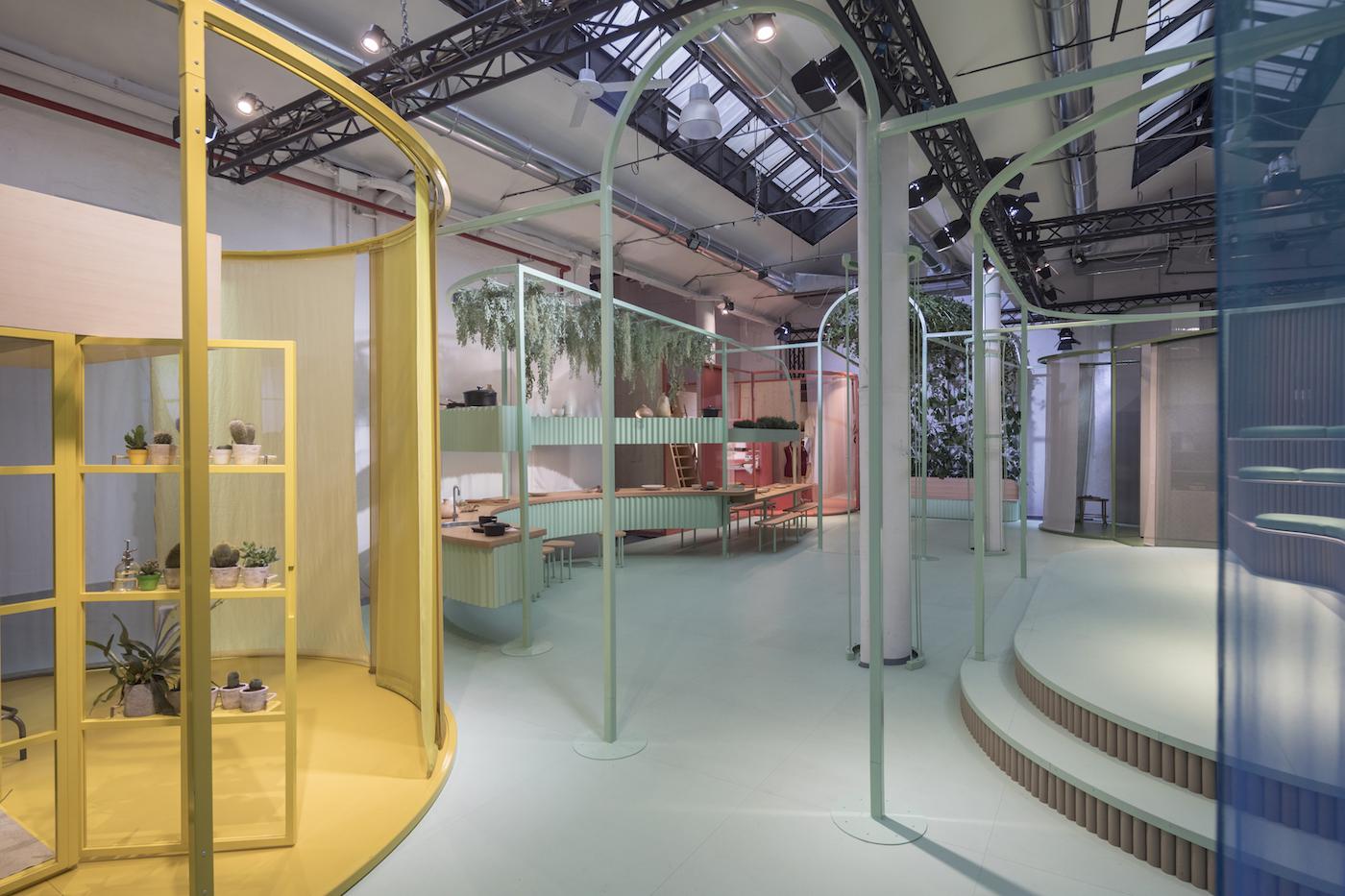 MINI zeigt visionäres Wohnkonzept zur Designweek in Mailand 1