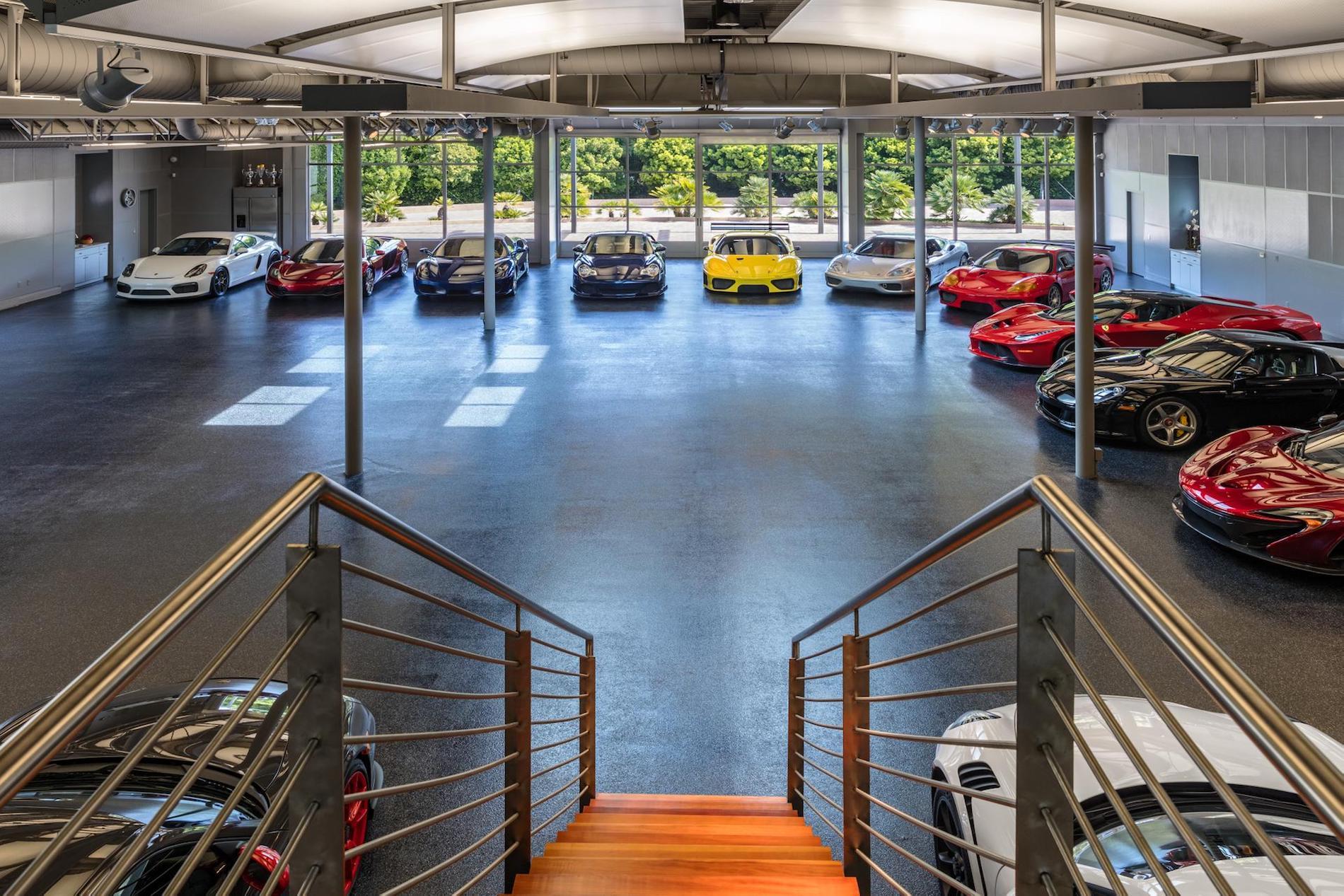 Eine Garage für $10 Millionen Dollar: Das private Automuseum in Malibu wird verkauft 5