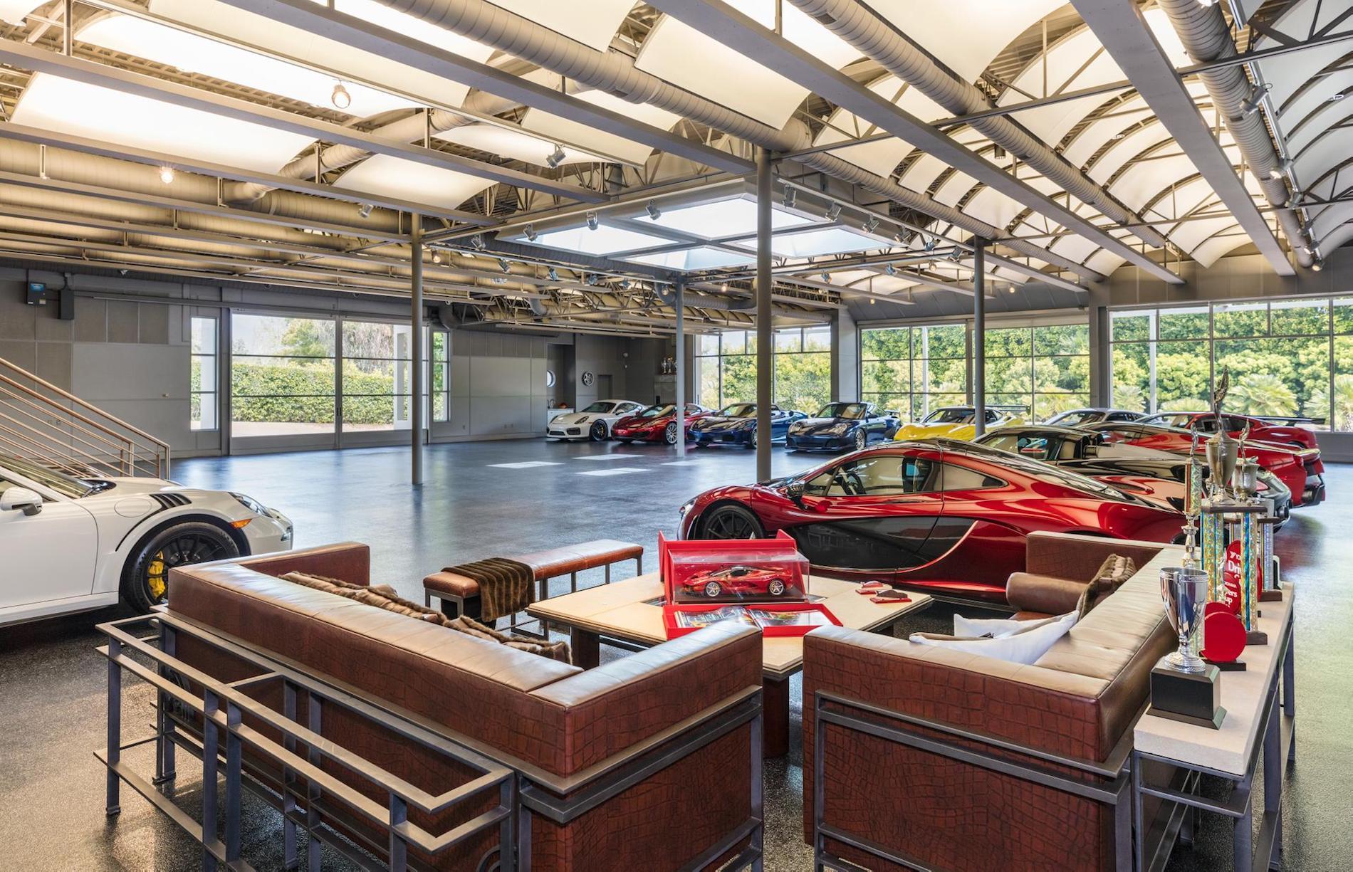 Eine Garage für $10 Millionen Dollar: Das private Automuseum in Malibu wird verkauft 6