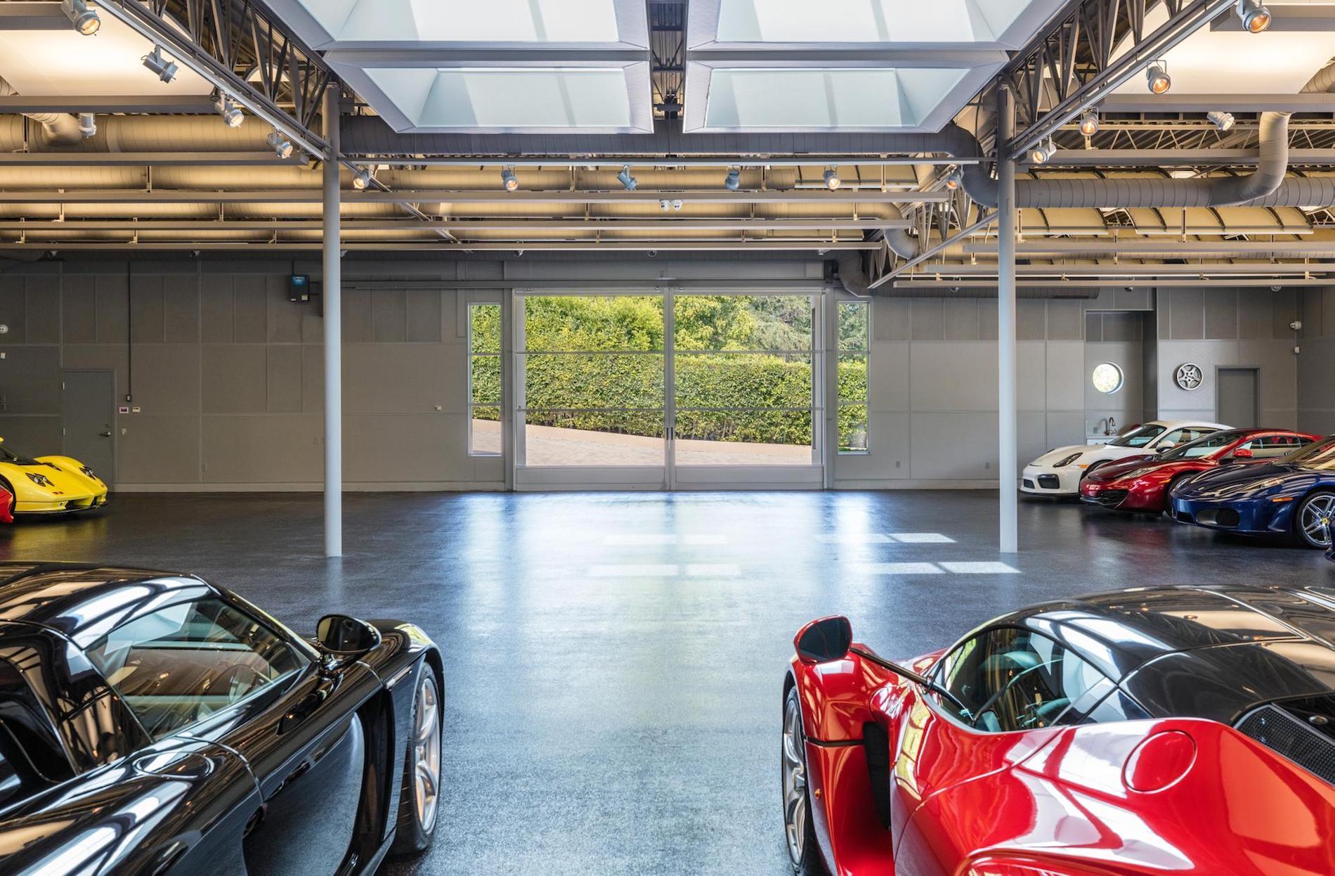 Eine Garage für $10 Millionen Dollar: Das private Automuseum in Malibu wird verkauft 8