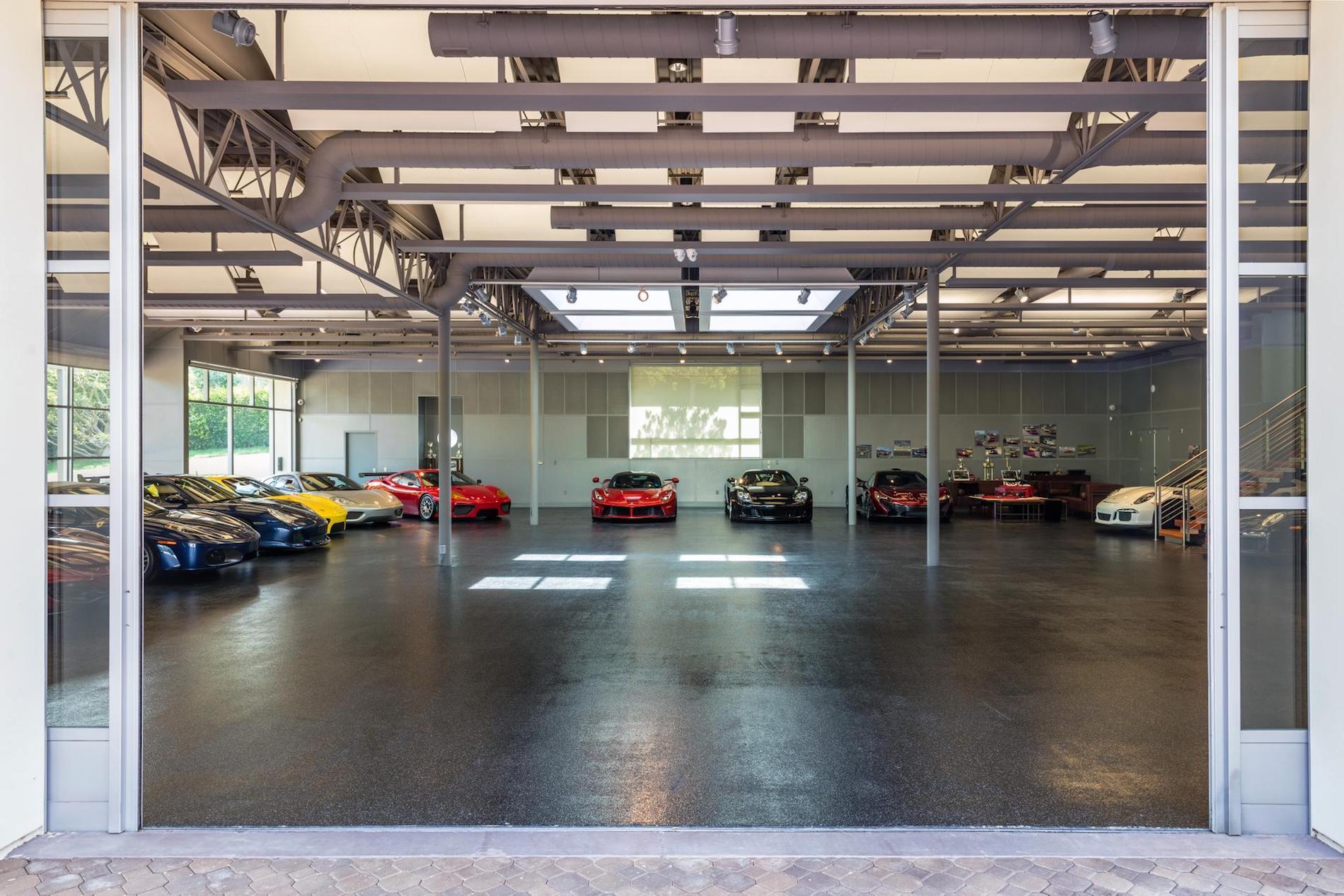 Eine Garage für $10 Millionen Dollar: Das private Automuseum in Malibu wird verkauft 9