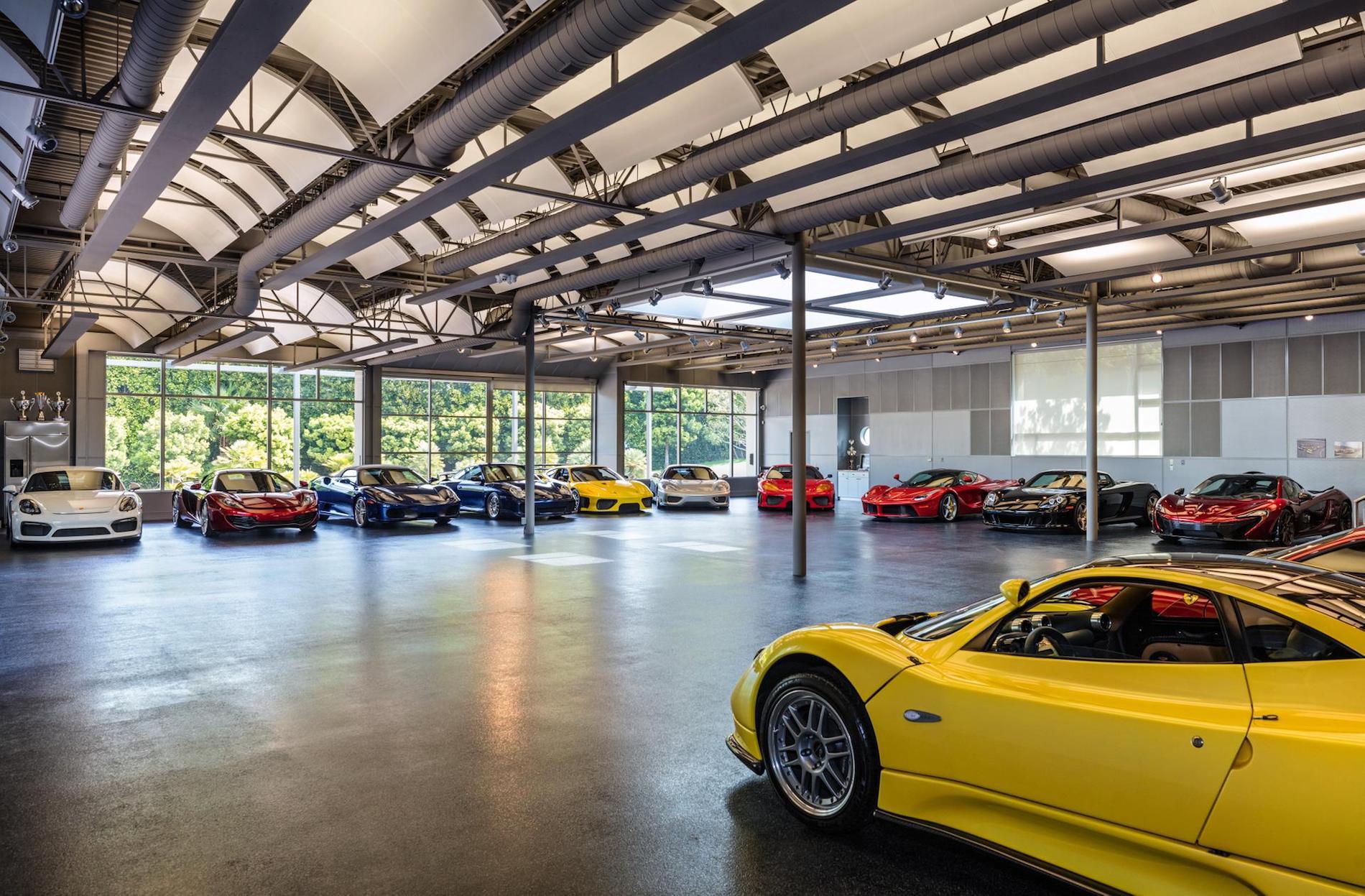 Eine Garage für $10 Millionen Dollar: Das private Automuseum in Malibu wird verkauft 1