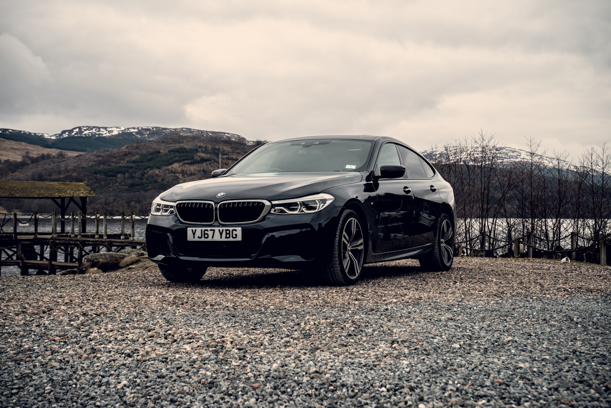 Cross Country Touring in The BMW 6 Series Gran Turismo 3