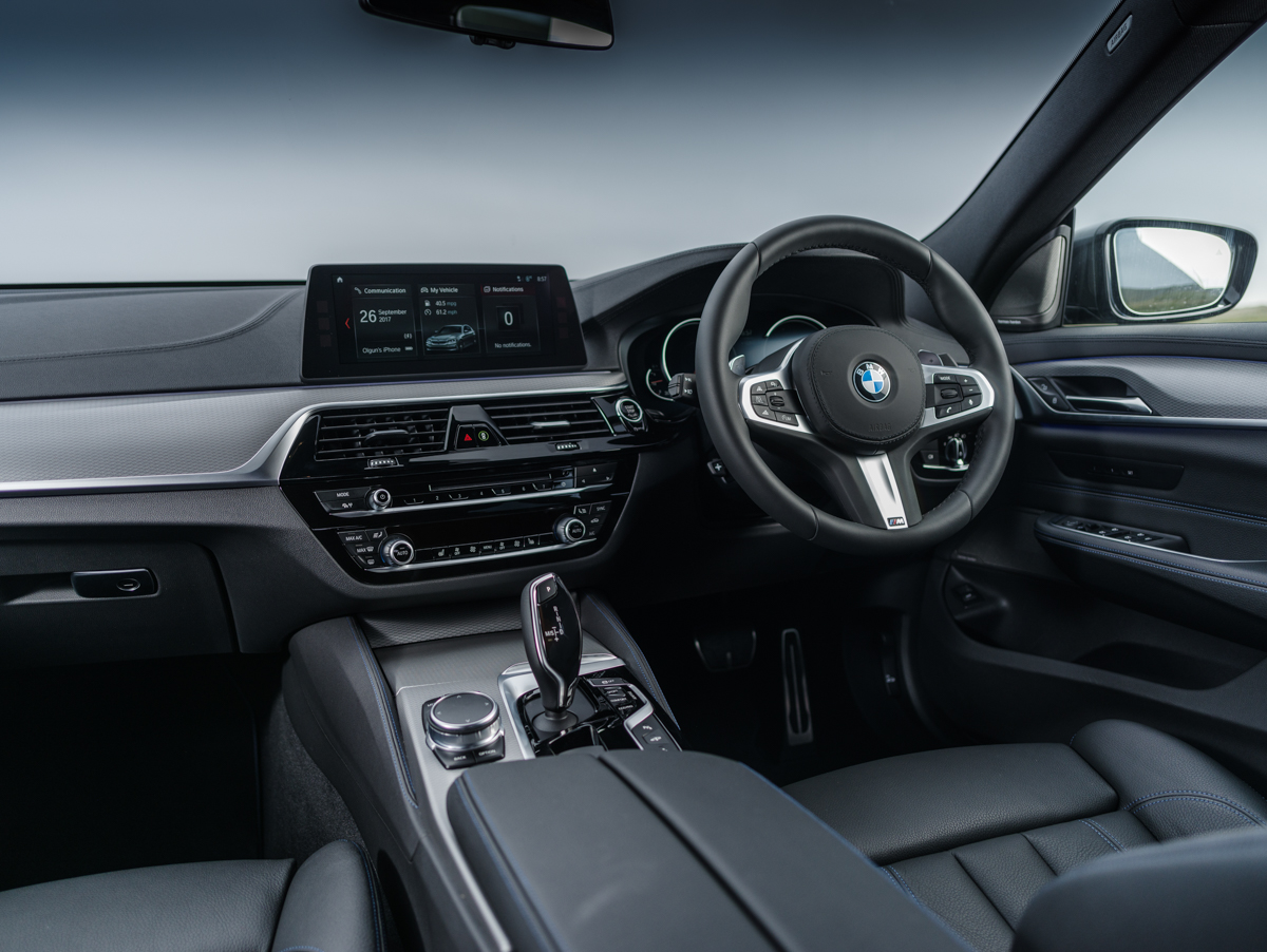 Cross Country Touring in The BMW 6 Series Gran Turismo 8