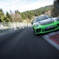 Neuer 911 GT3 RS in 6.56,4 Minuten durch die grüne Hölle