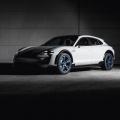 Konzeptstudie: Der Porsche Mission E Cross Turismo