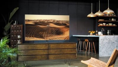Schluss mit Kabelsalat: Der neue Samsung QLED TV