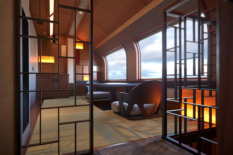 The Shiki-Shima: Probably the most luxurious train in the world 4