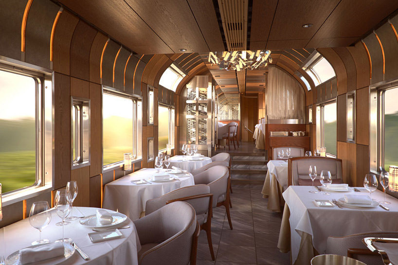 The Shiki-Shima: Probably the most luxurious train in the world 5