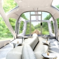 The Shiki-Shima: Probably the most luxurious train in the world