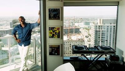 Terry Crews zeigt uns sein unglaubliches Zuhause in L.A