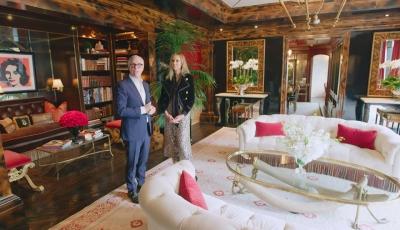 Eine Suite im Plaza Hotel: Ein Blick in Tommy Hilfiger's 50 Millionen Dollar Penthouse