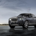 The Ultra Luxury SUV: <br> The Rolls-Royce Cullinan
