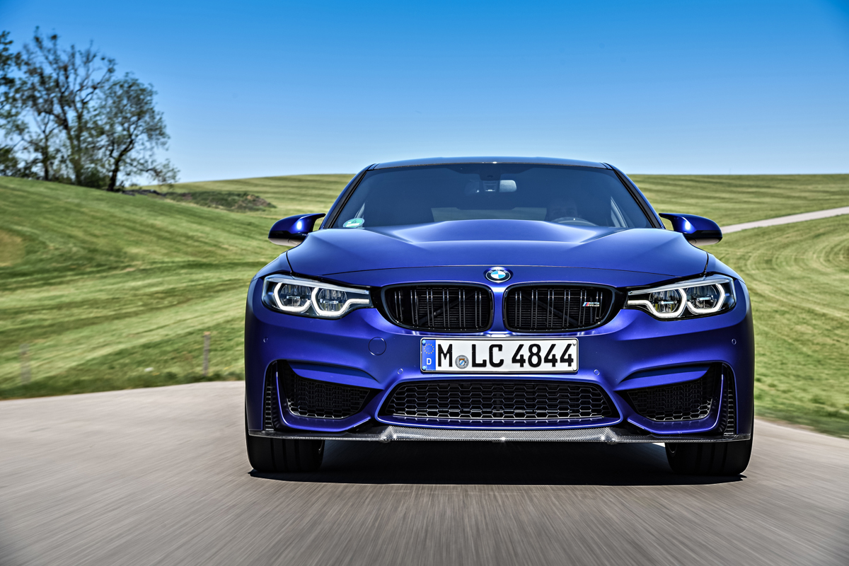 The BMW M3 CS Driven – Possibly The Best M3 Ever? 8