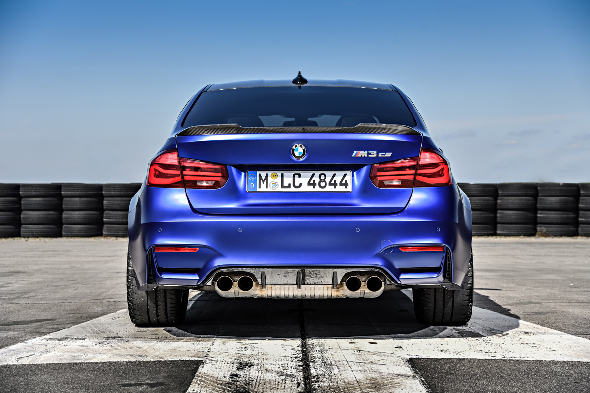 The BMW M3 CS Driven – Possibly The Best M3 Ever? 5