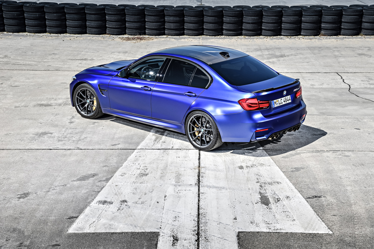 The BMW M3 CS Driven – Possibly The Best M3 Ever? 4