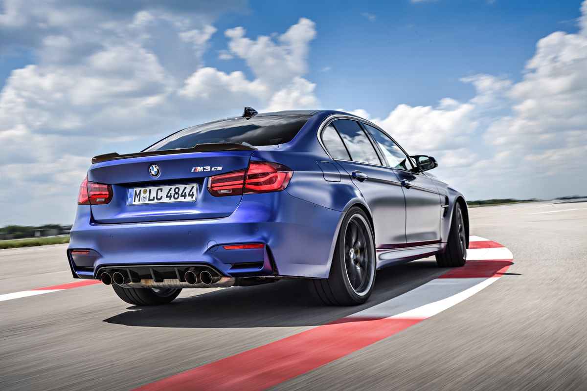 The BMW M3 CS Driven – Possibly The Best M3 Ever? 3
