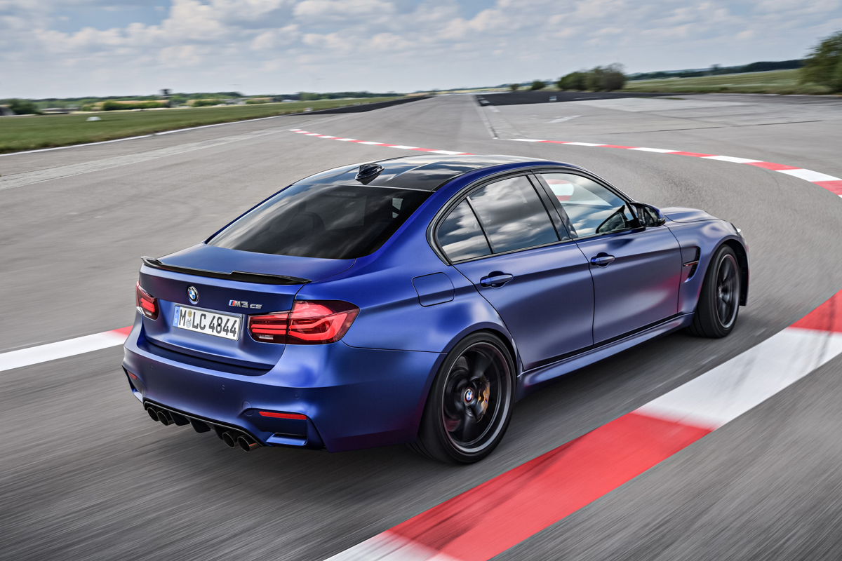 The BMW M3 CS Driven – Possibly The Best M3 Ever? 2