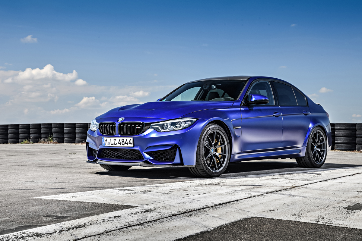 The BMW M3 CS Driven – Possibly The Best M3 Ever? 1