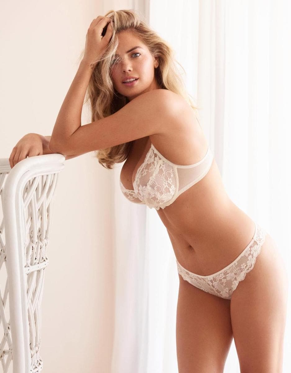 Confident Beauty: Kate Upton poses for the new Yamamay campaign 6