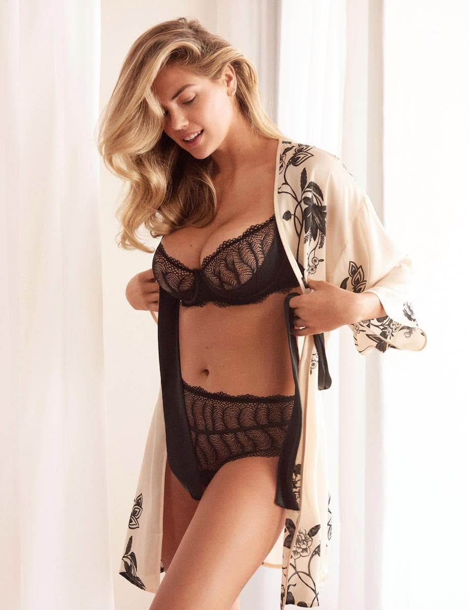 Confident Beauty: Kate Upton poses for the new Yamamay campaign 8