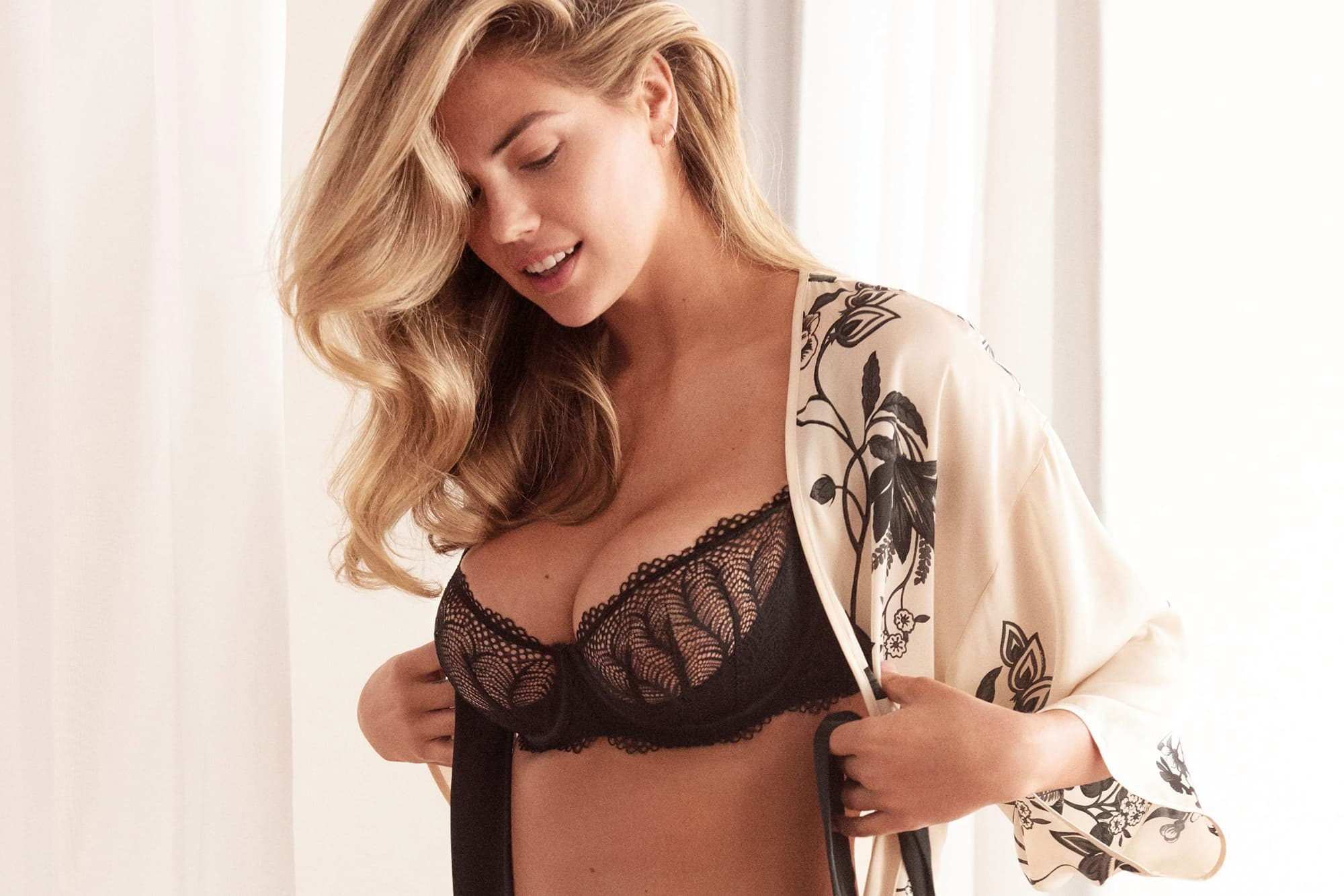 Confident Beauty: Kate Upton poses for the new Yamamay campaign 1