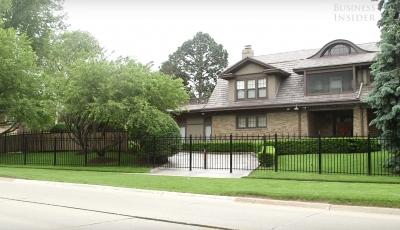 Das bescheidene Zuhause von Milliardär Warren Buffett
