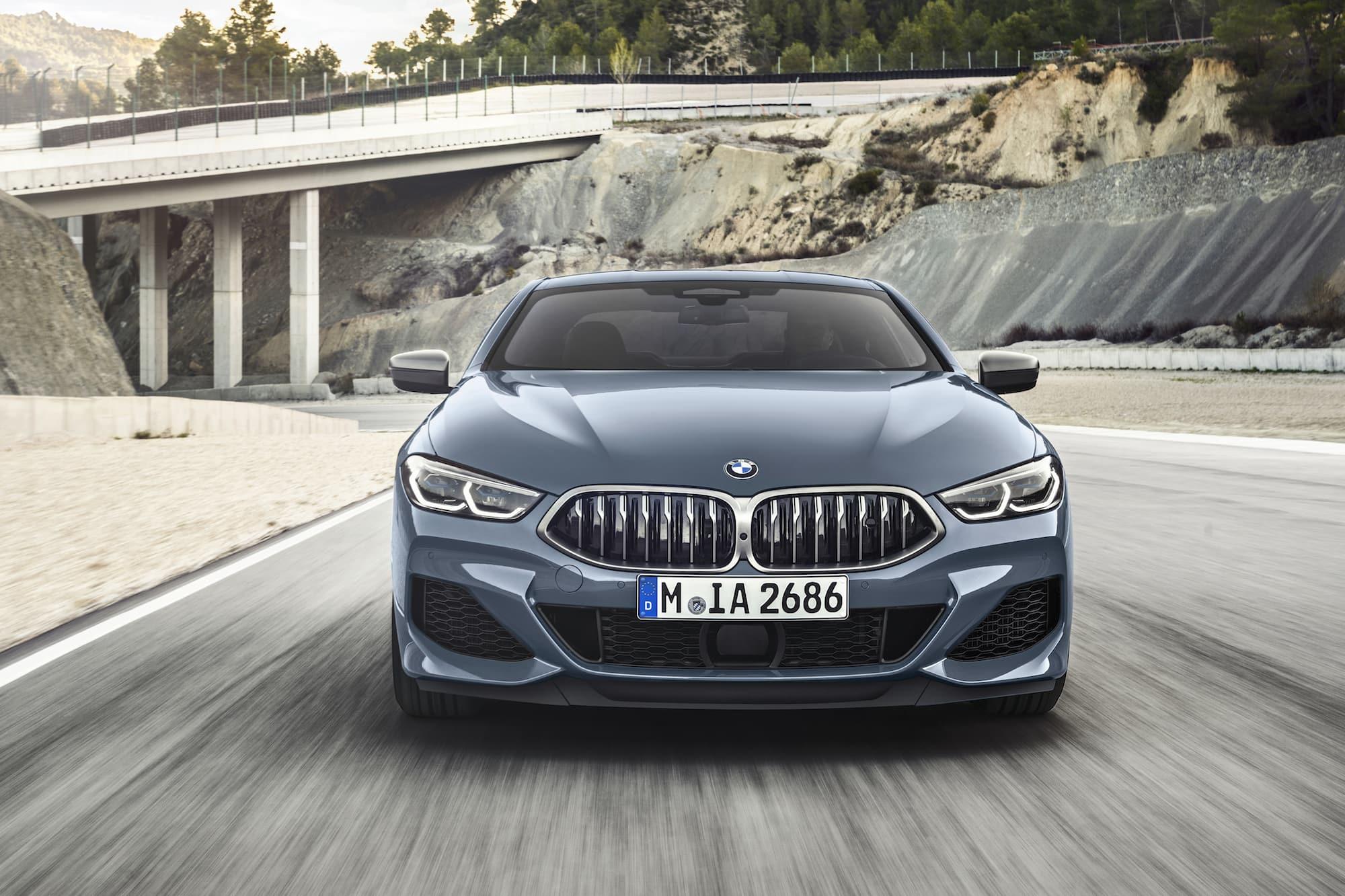 BMW belebt 8er Serie wieder: Das ist der neue BMW M850i xDrive 5