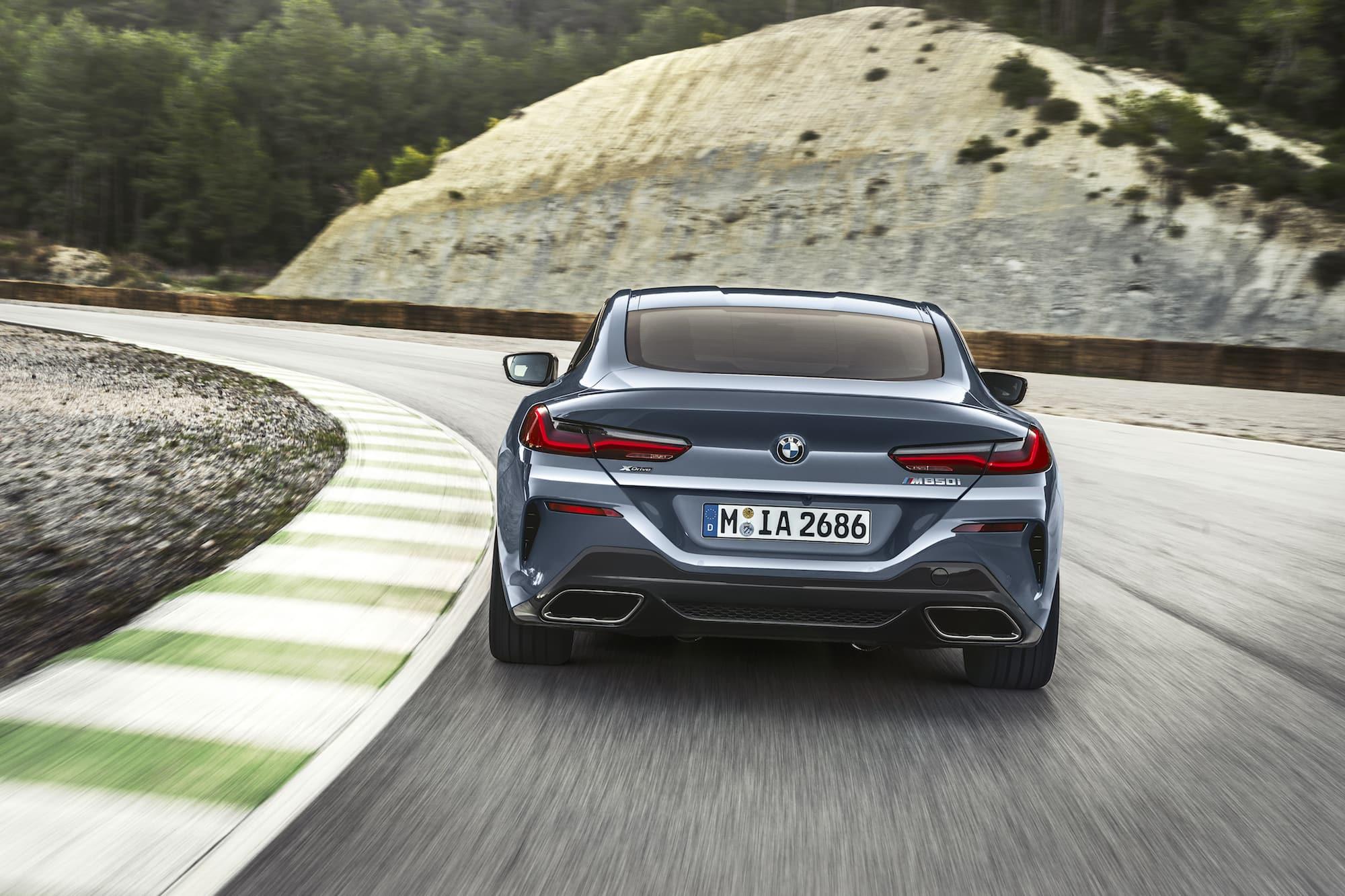 BMW belebt 8er Serie wieder: Das ist der neue BMW M850i xDrive 6