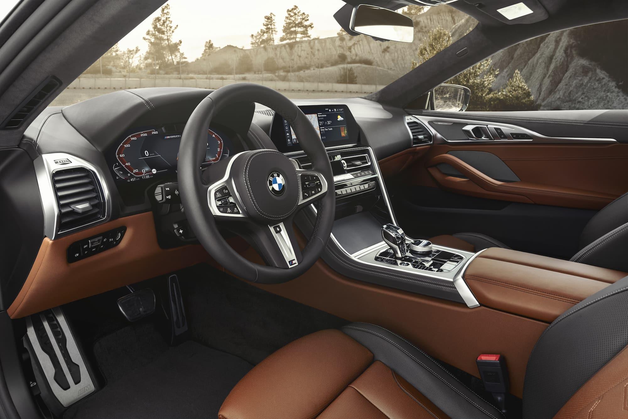 BMW belebt 8er Serie wieder: Das ist der neue BMW M850i xDrive 8
