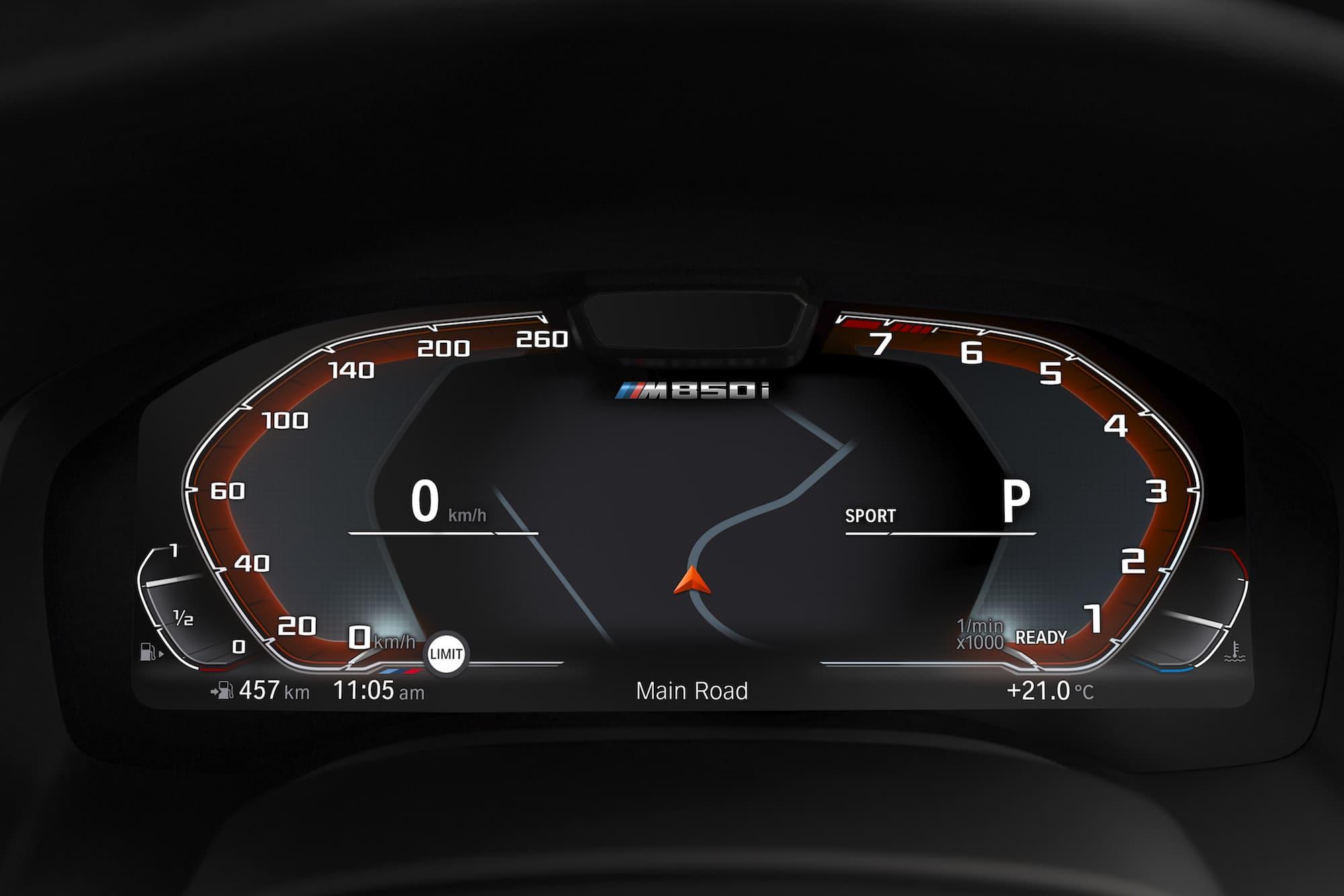 BMW belebt 8er Serie wieder: Das ist der neue BMW M850i xDrive 11