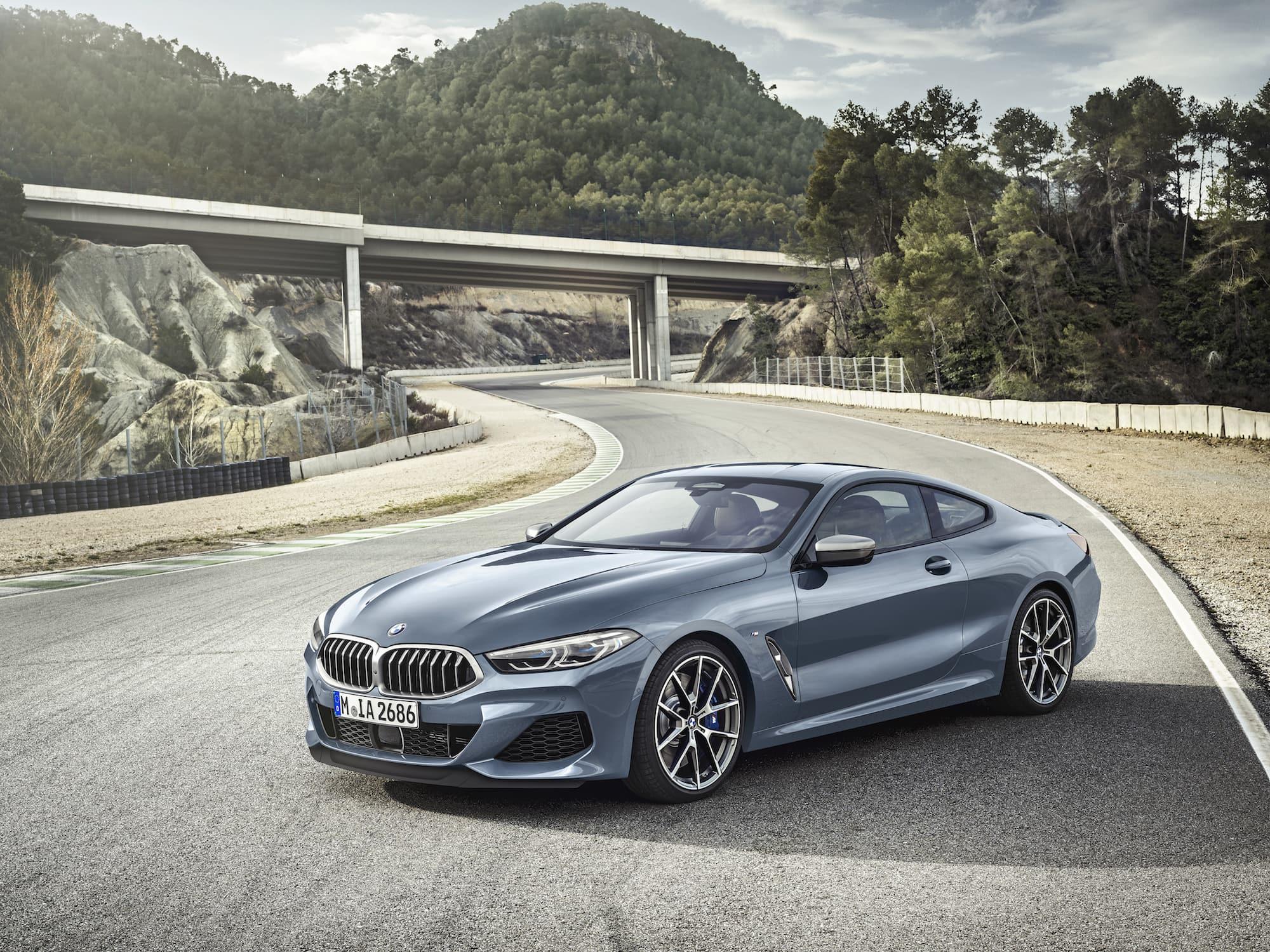 BMW belebt 8er Serie wieder: Das ist der neue BMW M850i xDrive 1