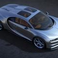 Jetzt auch mit Blick in den Himmel: Der Bugatti Chiron