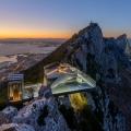 Nichts für schwache Nerven: Der Skywalk von Gibraltar mit atemberaubendem Rundumblick