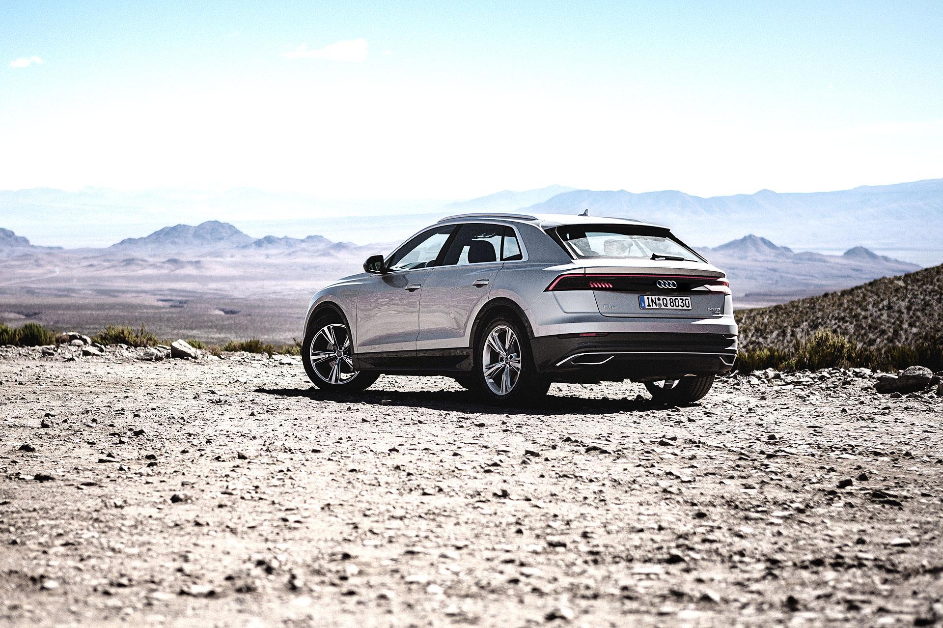 Der neue Audi Q8: Die Antwort auf X6 und GLE? 4
