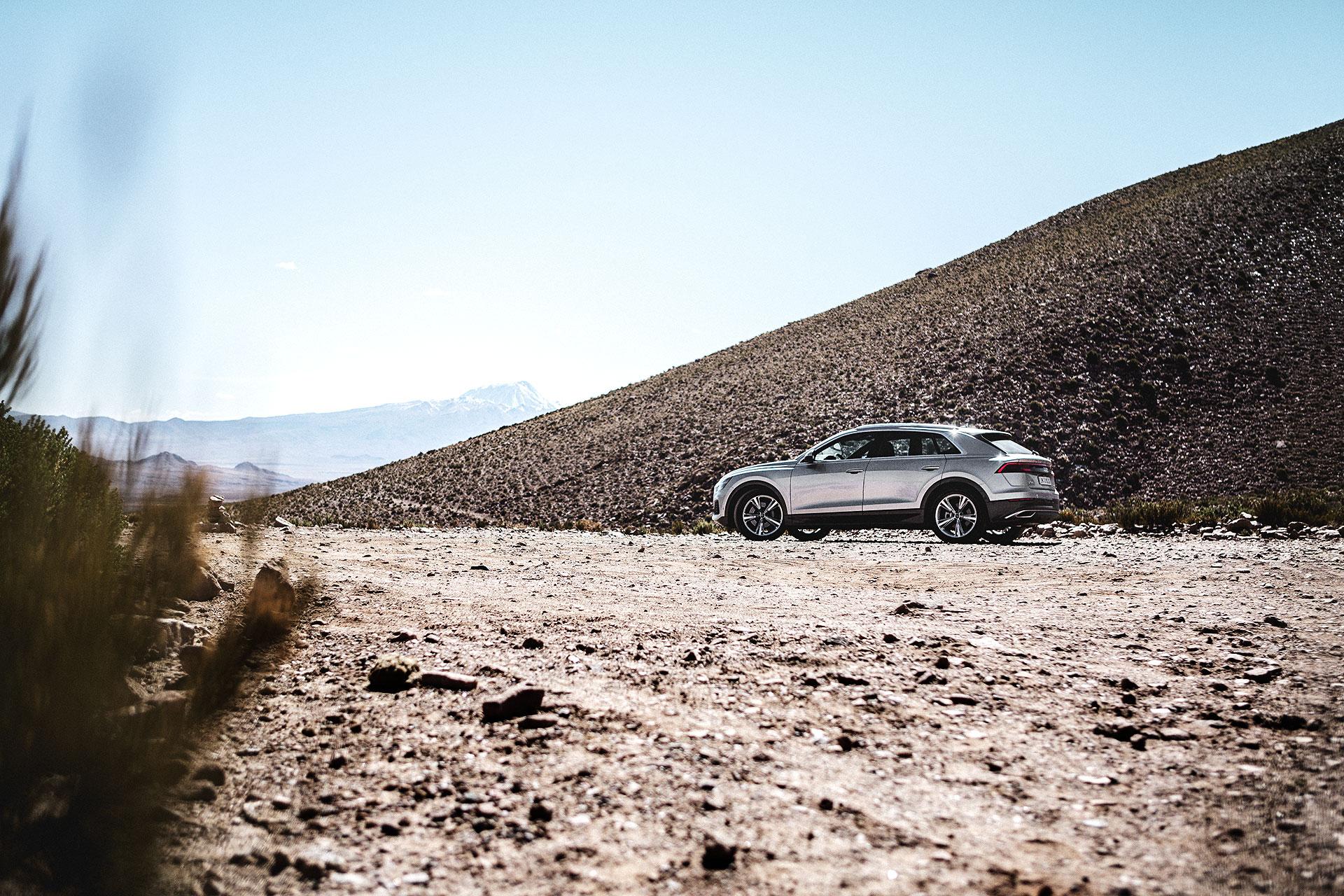 Der neue Audi Q8: Die Antwort auf X6 und GLE? 5