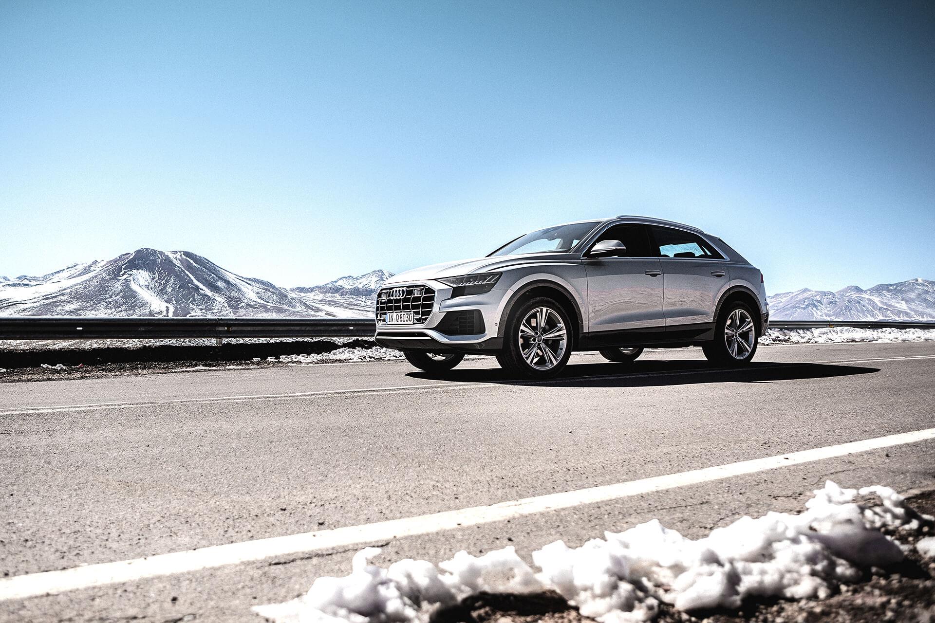 Der neue Audi Q8: Die Antwort auf X6 und GLE? 3