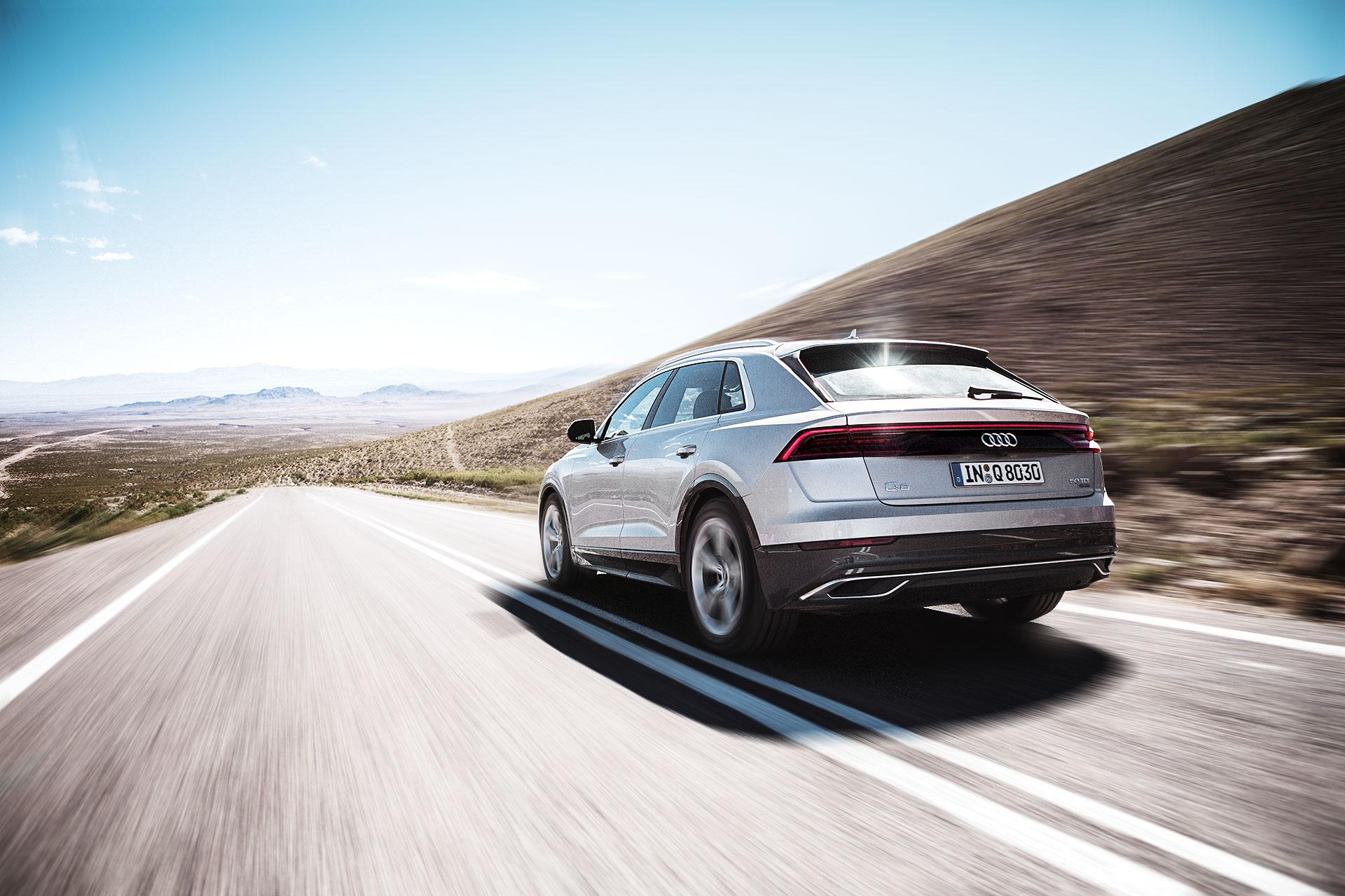 Der neue Audi Q8: Die Antwort auf X6 und GLE? 2