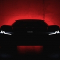 Audi PB18 e-tron: Erlkönig, was trägst Du unter Deinem Mantel?