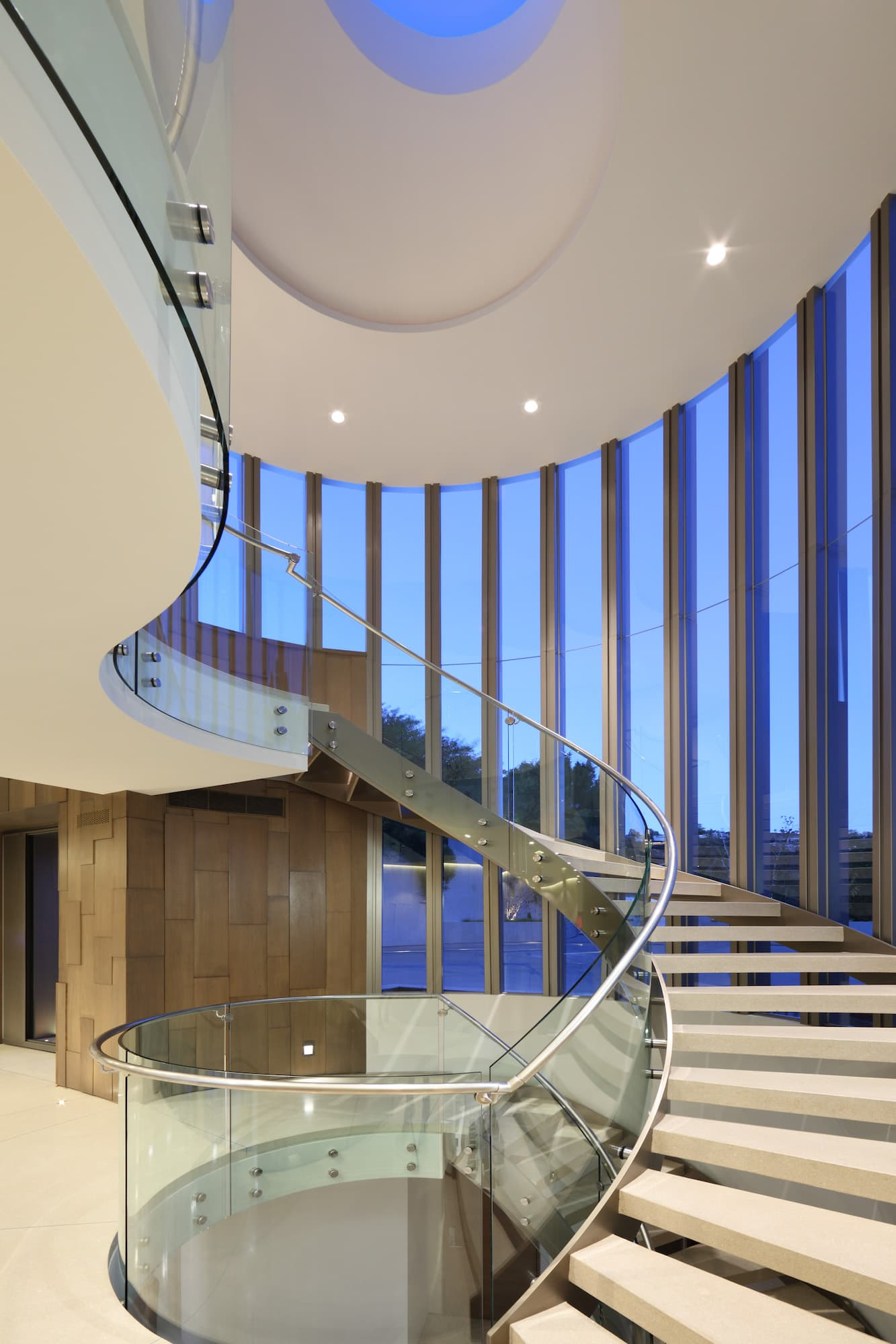 Collingwood Residence by Landry Design Group Staircase