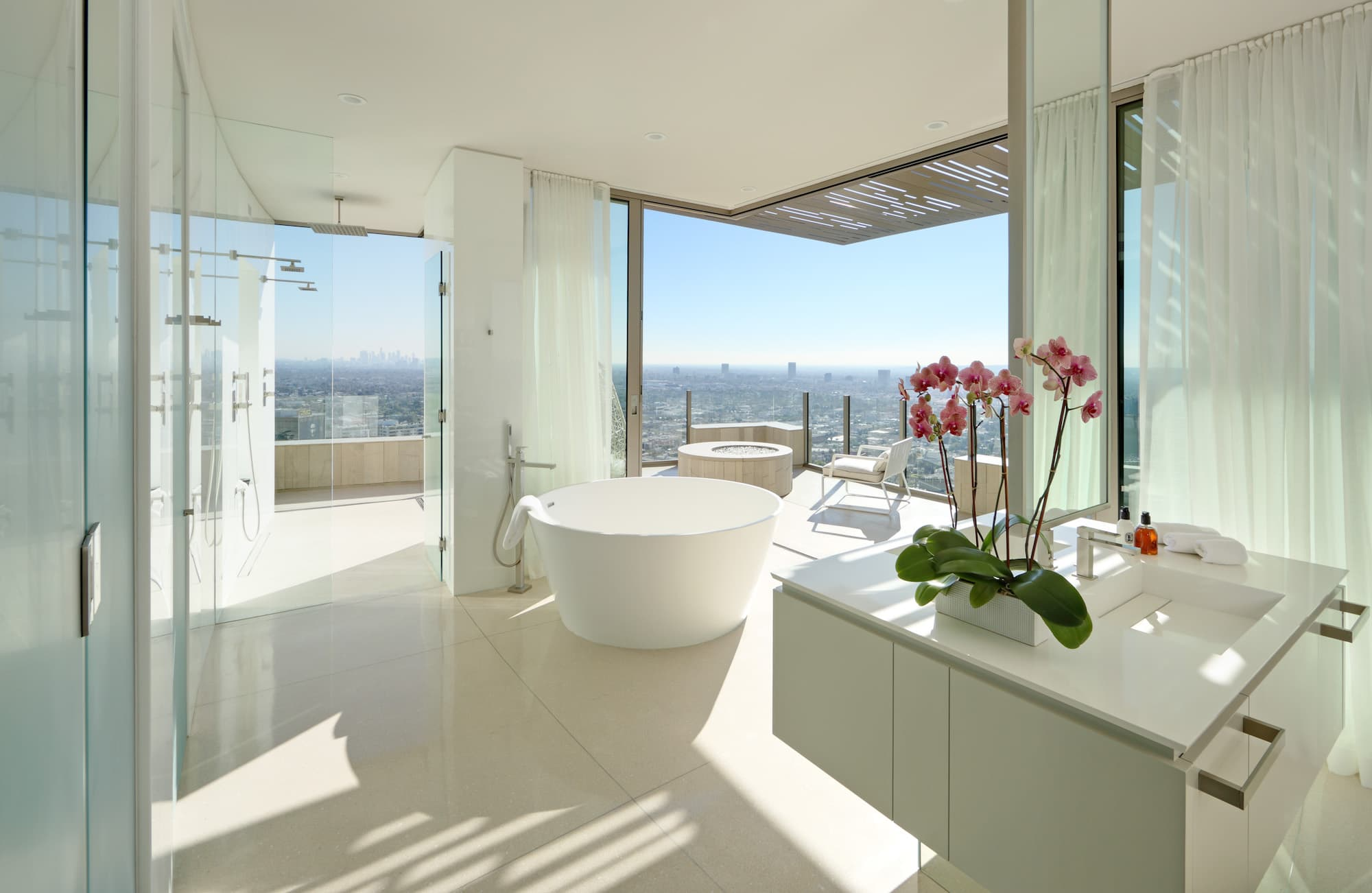 Collingwood Residence by Landry Design Group Bathroom