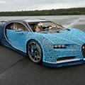 LEGO baut funktionstüchtigen, lebensgroßen Bugatti Chiron nach