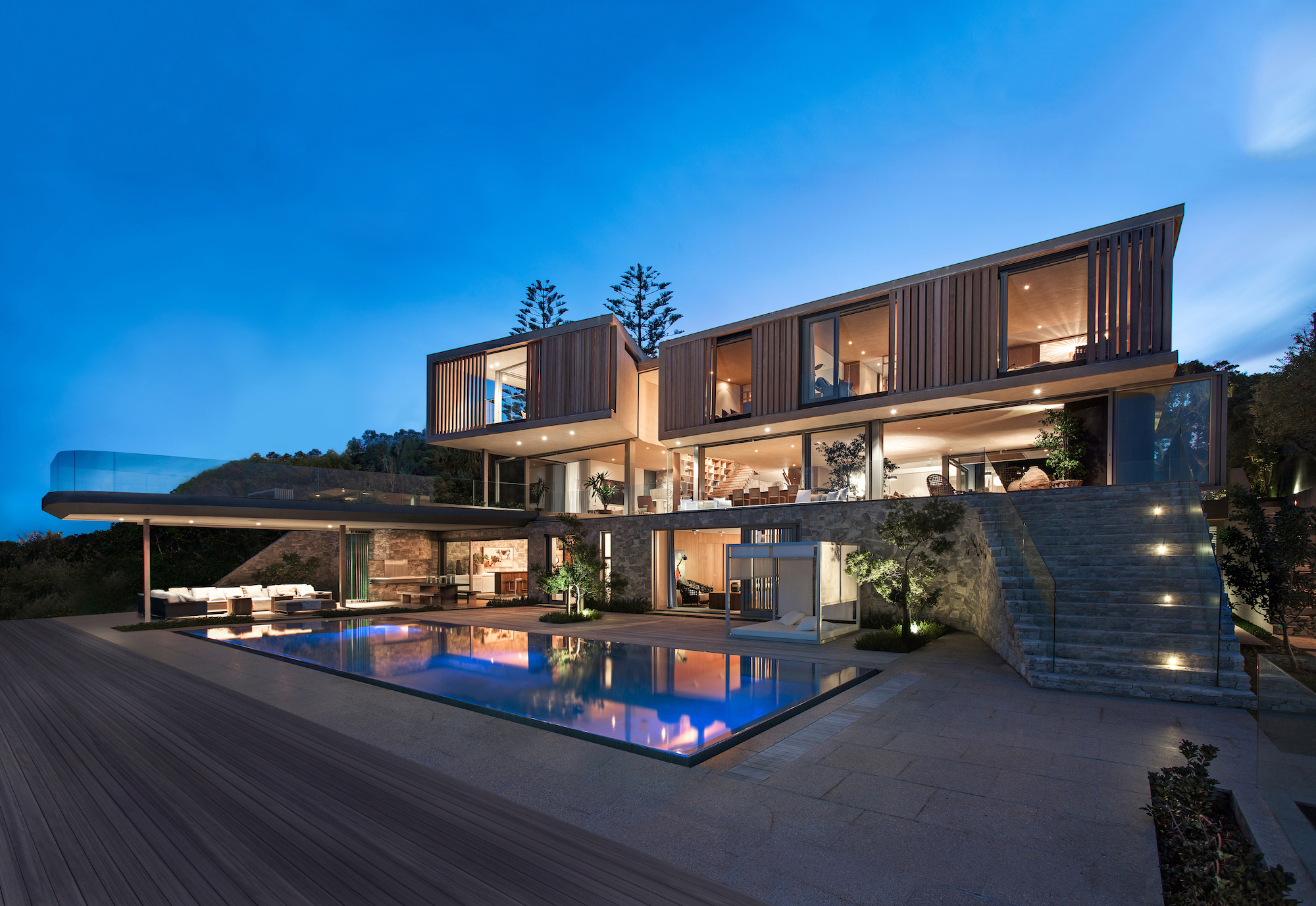 Beachyhead in Plettenberg Bay by SAOTA featured