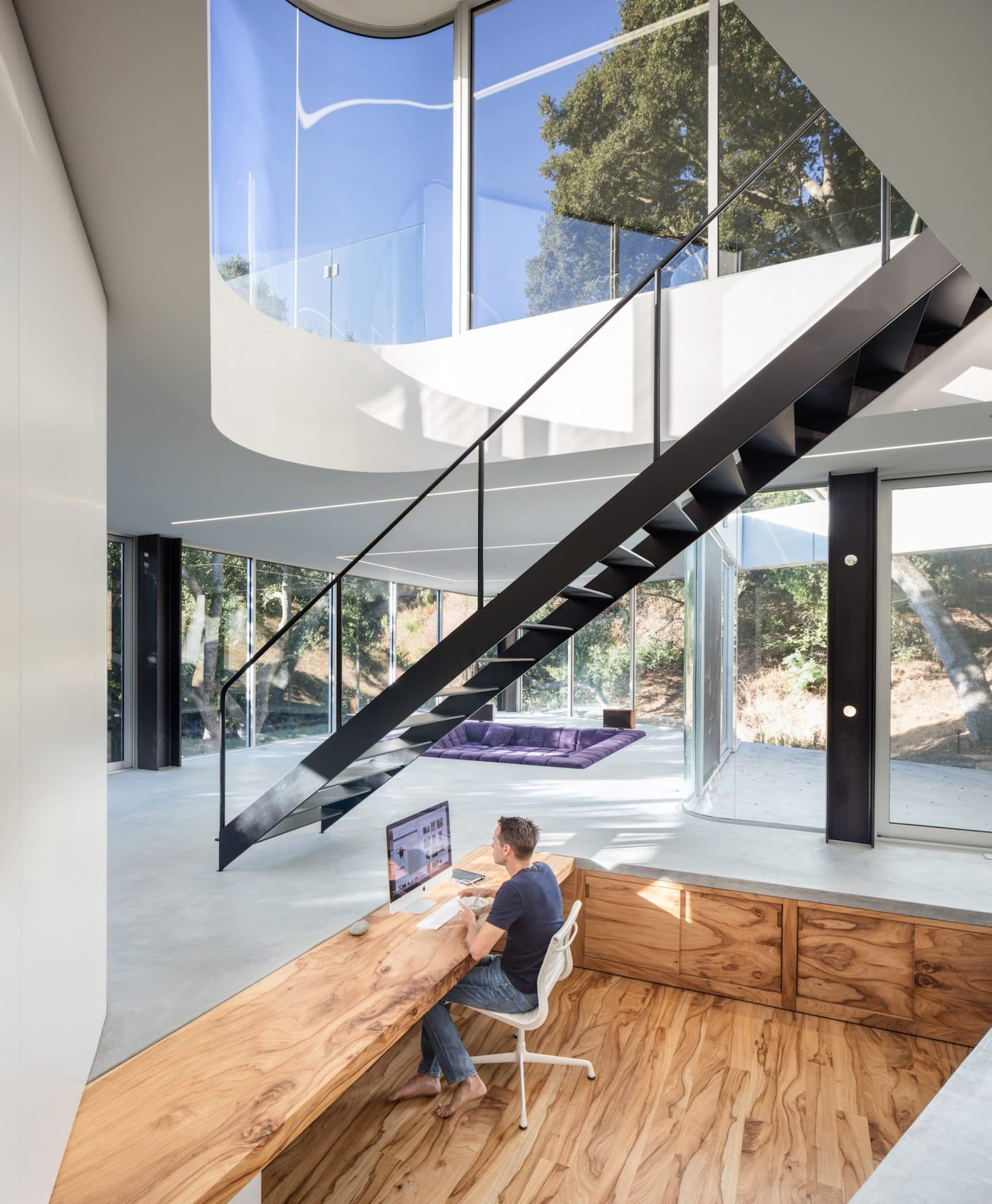 Licht ist Leben: Pam & Paul's House by Craig Steely Architecture 6