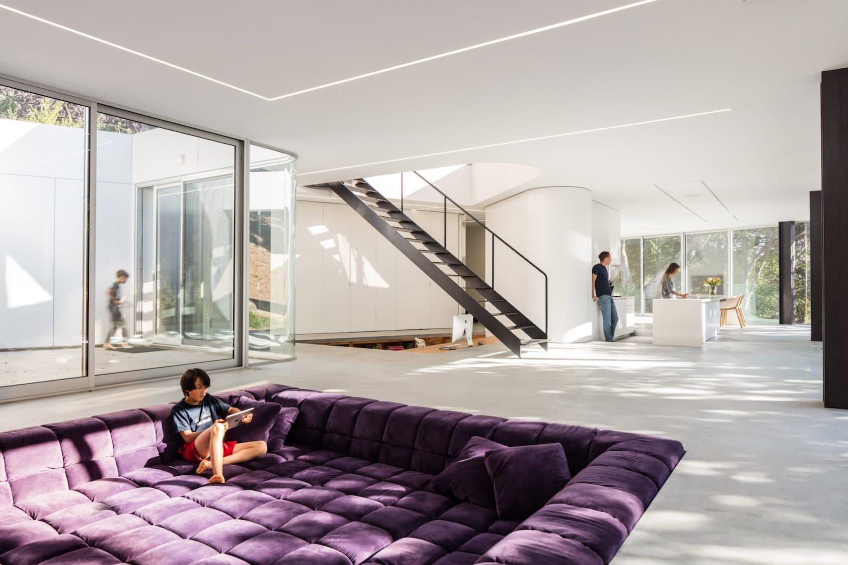 Licht ist Leben: Pam & Paul's House by Craig Steely Architecture 8